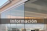 Información cortina de cristal