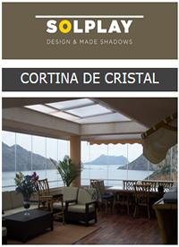 Newsletter cortina de cristal